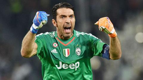 Bóng đá - Buffon đi vào lịch sử Juventus