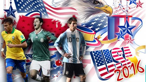 Bóng đá - Mỹ giành quyền đăng cai Copa America 2016