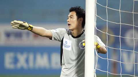 Bóng đá - Thủ môn Minh Phong chia tay B.BD