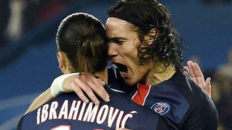Bóng đá - Vòng 11 Ligue 1: PSG tiếp tục ra oai, Monaco nhọc nhằn vượt ải Reims