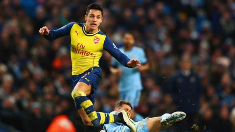 Bóng đá - Alexis Sanchez đòi lương cao nhất Arsenal