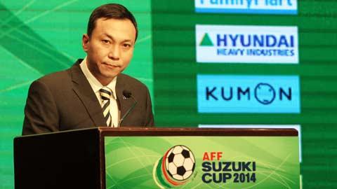 Bóng đá - Ba thành viên của VFF tham gia các ban chức năng AFF