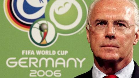 Bóng đá - Hoàng đế Beckenbauer nhận sai ở chiến dịch xin đăng cai World Cup 2006