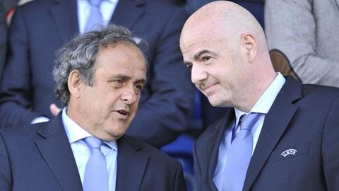 Bóng đá - Tổng thư ký UEFA ra tranh cử chủ tịch FIFA vào phút chót