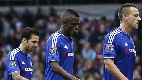 Bóng đá - Chelsea là nhà vô địch khởi đầu tệ nhất lịch sử Ngoại hạng Anh