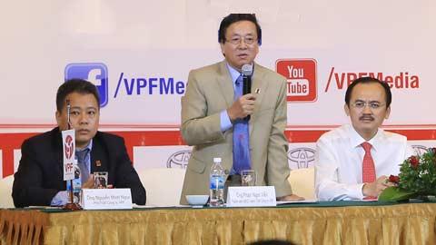 Bóng đá - Hôm nay, họp HĐQT công ty VPF
