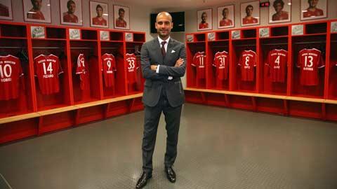 Bóng đá - Pep Guardiola sắp  gia hạn với Bayern