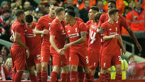 Bóng đá - Hạ Bournemouth 1-0, HLV Klopp có chiến thắng đầu tay cùng Liverpool
