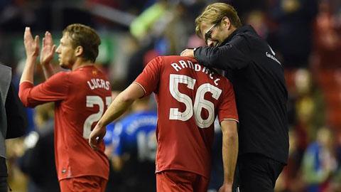Bóng đá - Juergen Klopp truyền cảm hứng cho lứa trẻ Liverpool