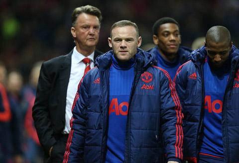 Chức vô địch cúp Liên đoàn Anh phần thưởng bằng 1/3 tuần lương của Rooney