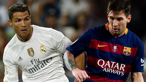 Bóng đá - Messi được bầu chọn nhiều hơn Ronaldo trong cuộc đua giành Quả bóng Vàng 2015