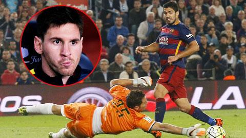 Suarez thừa nhận Barca