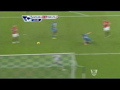 Wigan 0-4 Man Utd (Highlight vòng 21, Ngoại hạng Anh 2012-13)