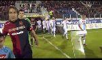 Cagliari 0-1 Napoli (Italian Serie A 2012-2013, round 14)