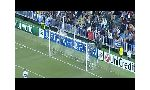 Goal Malaga 1-1 Anderlecht