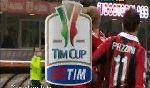 AC Milan vs. Reggina (giải Cúp Quốc Gia Italia)