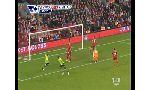 Liverpool 0 Aston Villa 3