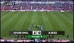 Sporting Gijón vs. Deportivo Xerez