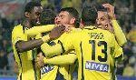 Maccabi Tel Aviv vs. Hapoel Haifa (giải Israel Premier League)