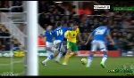 Peterborough United 0-3 Norwich City (Highlight vòng 3, FA Cup 2012-13)