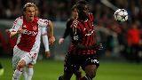 Chùm ảnh: AC Milan chia điểm cùng Ajax