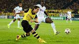 Chùm ảnh: Dortmund thắng đậm trên sân nhà