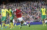 Chùm ảnh: Chiến thắng 4-1, Arsenal độc chiếm ngôi đầu