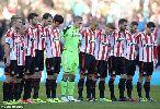 Hình ảnh Man City sa lầy trên sân của Sunderland