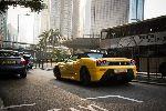 Chùm ảnh: Siêu xe nhan nhản trên đường phố Hồng Kông