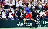 Chùm ảnh: Chùm ảnh: CH Séc lên ngôi vô địch Davis Cup 2013