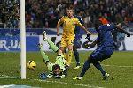 Chùm ảnh: Chùm ảnh: Pháp thắng lượt về 3-0 trước Ukraine trên sân nhà (Tổng tỉ số 3-2)