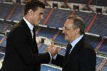 Chùm ảnh: Gareth Bale ra mắt các CĐV Real