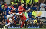 Chùm ảnh: Suarez bị đối phương