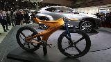 Chùm ảnh: Lexus NXB Concept - Xe đạp leo núi hạng sang mới