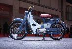 Chùm ảnh: Honda Cub C100 - huyền thoại trên đất Nhật