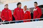 Mỗi cầu thủ Real được tặng một chiếc Audi cáu cạnh