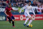 Chùm ảnh: Ronaldo và Ramos suýt khiến Real chết gục dưới chân Osasuna