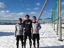 Chùm ảnh: Cầu thủ U19 Việt Nam khoe ảnh thử việc tại Nhật Bản