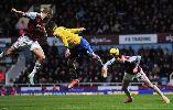 Chùm ảnh: Hình ảnh Arsenal lật ngược thế cờ trước West Ham