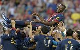 Những hình ảnh bóng đá đáng nhớ nhất năm 2013