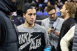 Chùm ảnh: Dàn sao Ngoại hạng Anh kéo nhau đi xem giải NBA ngay tại London