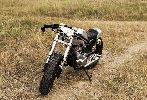 Chùm ảnh: Honda CB125T với 'đôi mắt thiên thần' của thợ Việt Nam