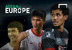 Chùm ảnh: 10 cầu thủ nổi bật của bóng đá Đông Nam Á từng sang Châu Âu thi đấu