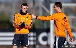 Ronaldo, Bale rạng rời chuẩn bị cho trận gặp Villarreal