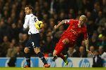 Chùm ảnh: 6 điểm nóng trận Liverpool – Tottenham