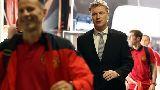 Chùm ảnh: Chùm ảnh: Quỷ đỏ M.U và Hùm xám Bayern bất phân thắng bại