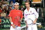 Chùm ảnh: Tứ kết Davis Cup: Tuyển Đức gây sốc