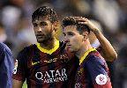 Chùm ảnh: Messi, Neymar và những bộ đôi gây thất vọng nhất bóng đá hiện đại