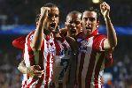 Atletico làm náo loạn thủ đô Madrid trong ngày trở về