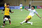 Chùm ảnh: Đại thắng CLB Myanmar, Hà Nội T&T vào tứ kết AFC Cup